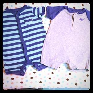 Bundle of New Rompers